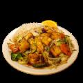 spicy veg w: tofu